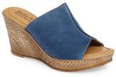 Bella Vita Wedge Slide Sandal - Multiple Widths Available