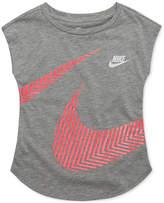 Nike Graphic-Print Dri-fit T-Shirt, Toddler Girls
