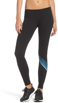 Aviator Nation Women's Chevron Regular Leggings
