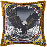 Versace Silk Animal Cushion