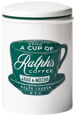 Ralph Lauren Ralph's Coffee Canister