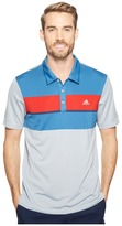 adidas climacool Engineered Block Polo Men's Short Sleeve Pullover