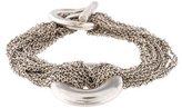 Tiffany & Co. Multistrand Mesh Circle Bracelet