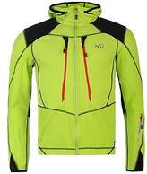 Millet Mens Pierra Jacket Full Zip Fleece Chest Pockets Long Sleeve Sports Top