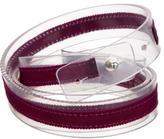 Carolina Herrera PVC Waist Belt