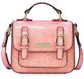 Kate Spade Scout Girls' Glittered Crossbody Bag