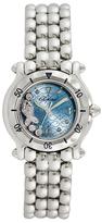 Chopard Vintage Happy Sport Fish Stainless Steel & Diamond Watch, 26mm