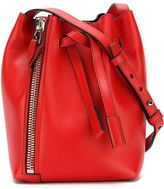 Elena Ghisellini mini 'Scarlet' crossbody bag - women - Leather - One Size