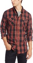 Element Men's Banks Long Sleeve Woven Shirt