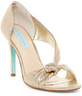Betsey Johnson Abi Knotted Sandal