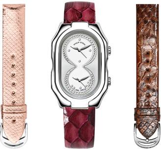 Philip Stein Teslar Unisex Prestige Diamond Watch
