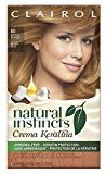 Clairol Natural Instincts Crema Keratina Hair Color Kit, Golden Blonde 8G Honey Creme