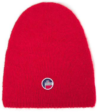 Fusalp Brushed Ribbed-knit Beanie