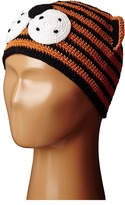 San Diego Hat Company Kids Cotton Crochet Tiger Beanie (Toddler/Little Kids)