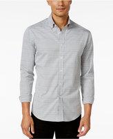 Vince Camuto Men's Horizontal Stripe Long-Sleeve Shirt