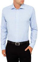 Eton Signature Twill Check Slim Fit Shirt
