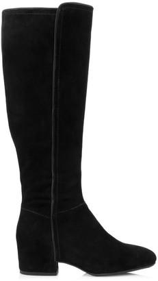 Aquatalia Ursele Knee-High Suede Boots