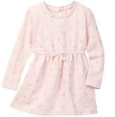 Joe Fresh Sparkle Star Dress (Baby Girls)