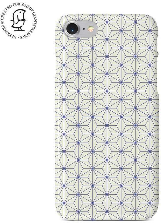Giant Sparrows Flower Washi Paper Japanese Phone Case iPhone