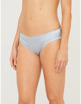 Myla Covent Garden silk-satin briefs
