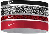 Nike 4-pk. Skinny & Thick Headband Set