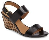 Calvin Klein Women's Peony Wedge Slingback Sandal