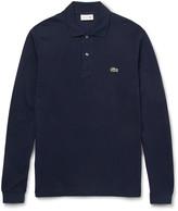 Lacoste - Cotton-piqué Polo Shirt