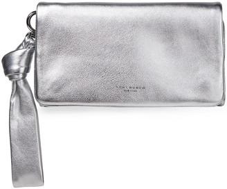 Tory Burch Metallic Leather Wallet