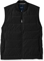 Nautica Men's Quilted Down-Blend Vest