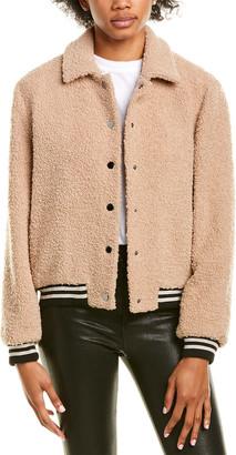 Marella Ossido Wool-Blend Jacket