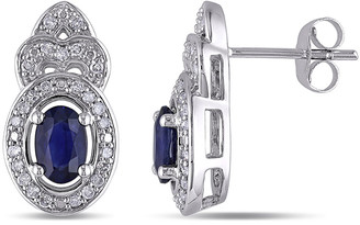 Rina Limor Fine Jewelry 10K Gold 0.25 Ct. Tw. Diamond Drop Earrimgs