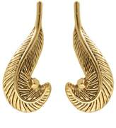 House Of Harlow Arremon Feather Earrings