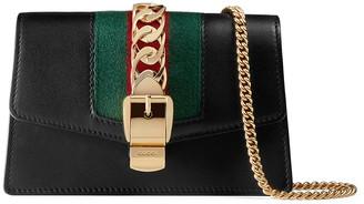 Gucci Super Mini Sylvie Chain Wallet