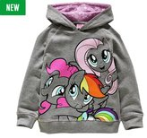 My Little Pony Hoodie - 5-6 Years