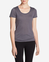 Eddie Bauer Women's Mercer Knit T-Shirt - Stripe