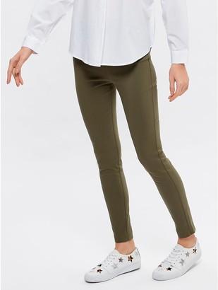 M&Co Khaki stretch trousers