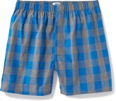 Old Navy Plaid Boxers for Men