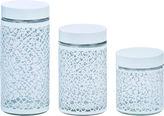 Asstd National Brand 3-pc. Glass Canister Set