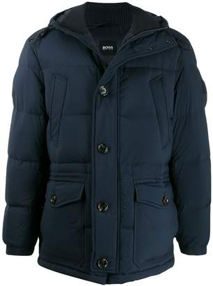 HUGO BOSS padded down jacket