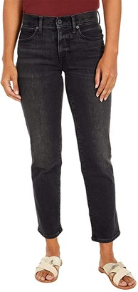 Lucky Brand Ava Straight Jeans in Crawford (Crawford) Women's Jeans