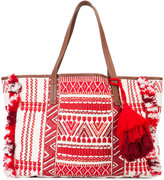 Figue Sangita tote - women - Cotton/Acrylic/Polyester/Shell - One Size