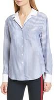 Rag & Bone Amelia Stripe PJ Shirt