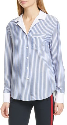 Rag & Bone Amelia Stripe PJ Shirt
