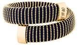 Carolina Bucci Navy Caro Bracelet
