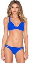 Vitamin A Neutra Bralette Bikini Top