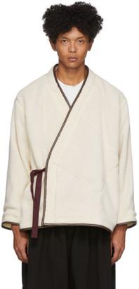 SASQUATCHfabrix. Off-White Boa Hanten Kimono Jacket