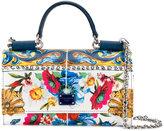 Dolce & Gabbana Von floral print shoulder bag
