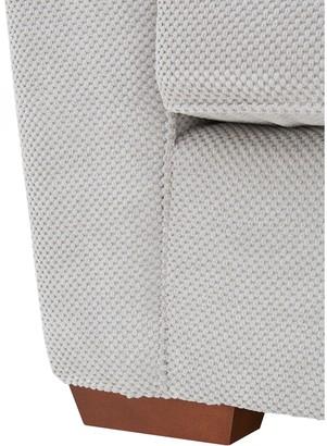 Bloom Fabric 3-Seater Sofa
