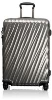 Tumi Silver Short-Trip Packing Case Luggage