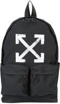 Off-White arrows backpack - men - Polyester/Polyurethane - One Size